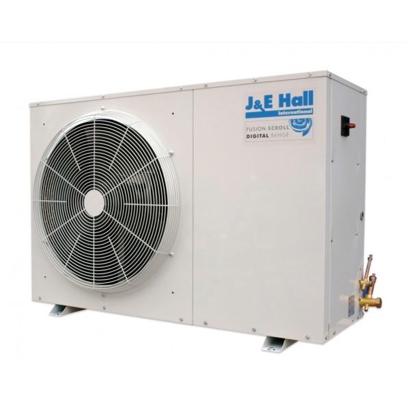 J&E Hall digital scroll condensing unit