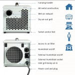DryFan DH800 features