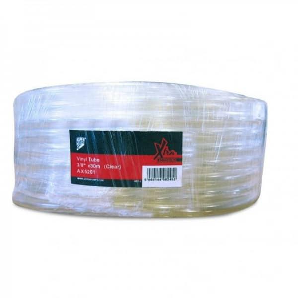30m Clear Vinyl Tube