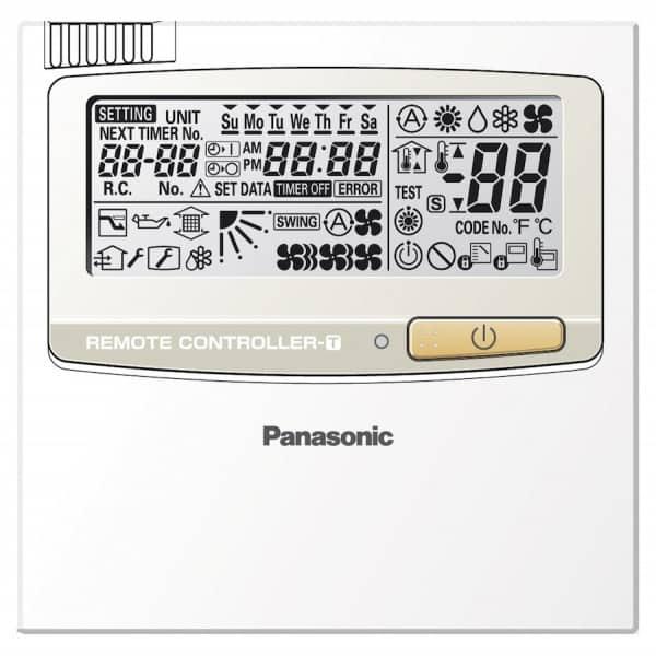 Panasonic CZ-RTC2 remote controller