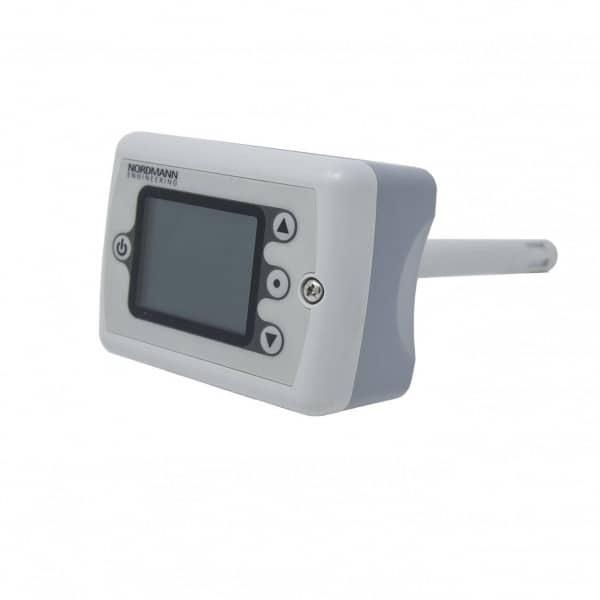 Nordmann NHD duct mounted sensor