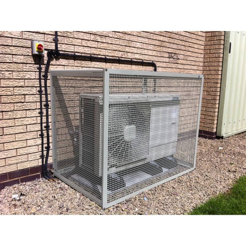 Mad Dog Condensing Unit Guards Heronhill Air Conditioning Ltd