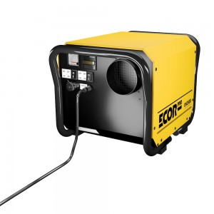 Ecor Pro DH2500 Desiccant Dehumidifier