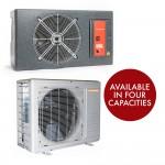 Marstair CX(E)A R410A cellar cooler system
