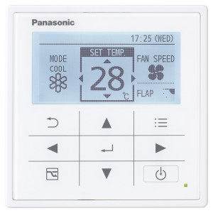 Panasonic CZ-RTC5B wired controller