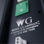 Wine Guardian control panel