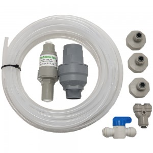 Friax KLPWSECU Water Connection Kit
