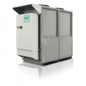Euroklimat RKO R290 water chiller