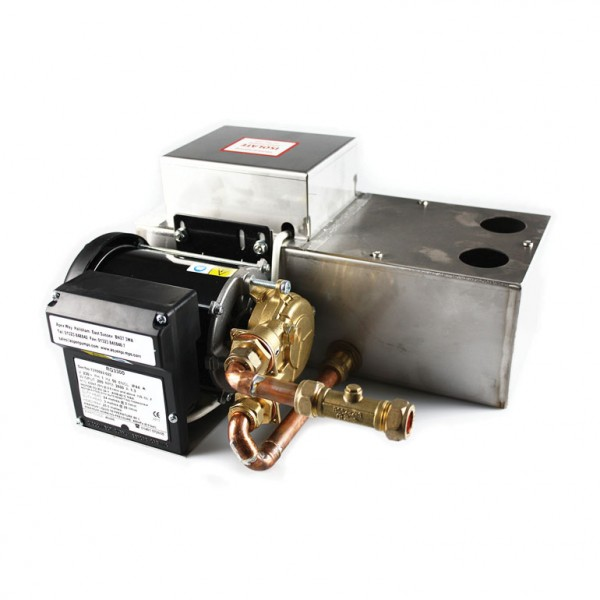 Aspen FP2132 heavy duty hot water pump