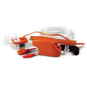 Aspen Maxi Orange condensate pump installation
