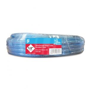30m Reinforced Clear Vinyl Tube