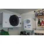 J&E Hall ambient beer cooler installed