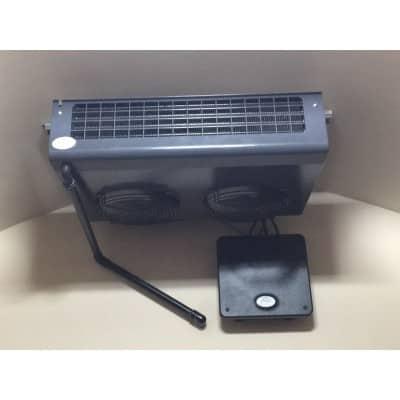 Low Temperature Air Conditioning