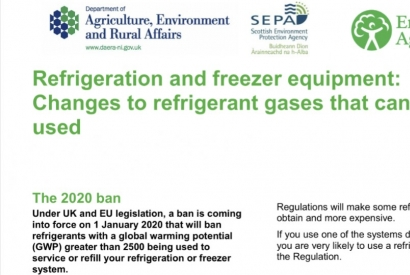 DEFRA Guidance for Refrigerant End Users